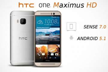Maximus HD é a primeira ROM do Android 5.1 e HTC Sense 7 do HTC One M9