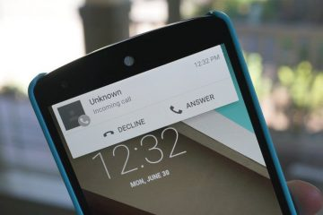 Receba chamadas pop-up do Android 5.0 no seu terminal