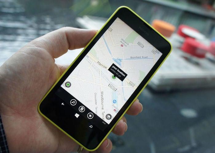 Instale o Nokia Here Maps