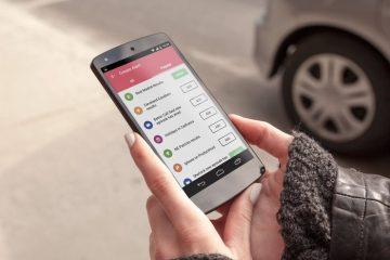 Ganchos para Android, notificações de qualquer tema