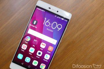 Huawei lança seu novo terminal P8 com o software Emotion UI 3.1, testamos suas novidades