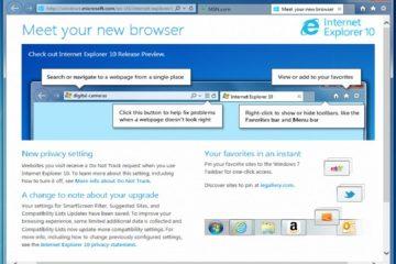 Chegou o fim do suporte 8, 9 e 10 do Internet Explorer