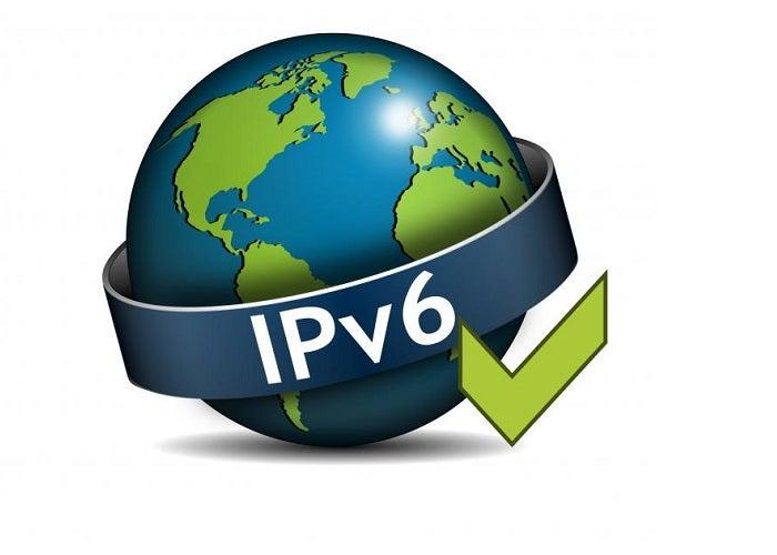 Logotipo IPv6