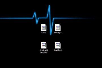 Como restaurar ícones da área de trabalho do Windows 7 danificados
