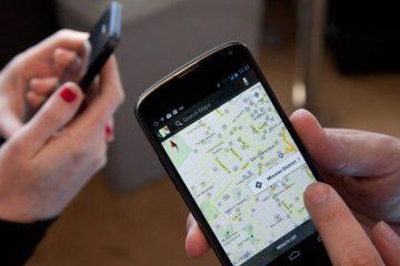 Use o Google Maps e o Street View ao mesmo tempo com o Instago