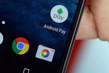 Aprenda a instalar o Android Pay agora