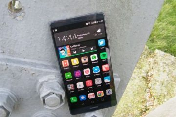 Instale os aplicativos iniciador e Huawei EMUI 4.0