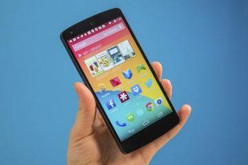 Experimente os novos ícones do Android L com Moonshine agora