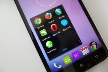 JSwarts, um navegador otimizado para processadores Snapdragon