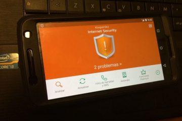 Proteja seu dispositivo Android gratuitamente com o Kaspersky Internet Security
