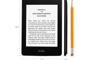 Enraize seu Kindle Paperwhite de uma maneira simples e eficiente