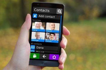 Koala Phone Launcher: interface adaptada para idosos