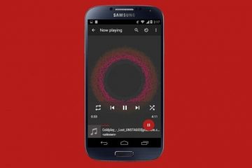 Lantern Music Player, um player de Material Design para o seu Android