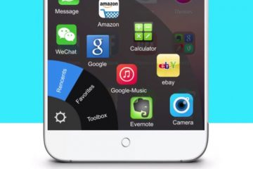 Lazy Swipe: controles para gerenciar seu Android com o polegar