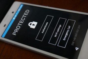 My Xperia Theft Protection, segurança no nível do carregador de inicialização contra ladrões
