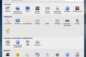 Como adicionar uma impressora de rede ao OS X
