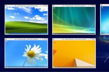 Faça um backup de suas máquinas virtuais gratuitamente
