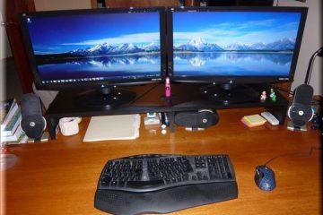 Gerencie facilmente todas as configurações de monitor duplo