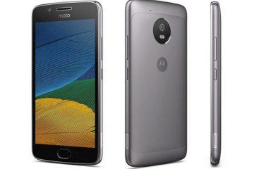 MotoDisplay Handwave, a tela ambiente agora também no Motorola Moto G5