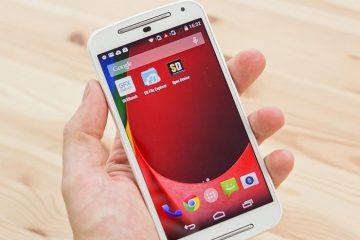 Baixe e instale o CyanogenMod 12.1 na sua segunda geração do Motorola Moto G