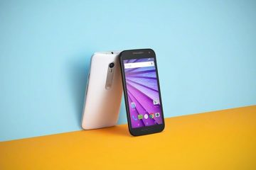 CyanogenMod 13 já está disponível para a terceira geração do Motorola Moto G