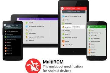 Ensinamos você a instalar e usar o MultiROM