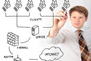 Descubra seus dispositivos de rede em duas etapas com o SoftPerfect Network Scanner