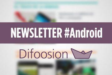 O Boletim Difoosion Android, apresentamos um novo projeto com conteúdo exclusivo