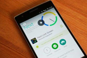 Discover Next Lock Screen, o revolucionário bloqueio de tela da Microsoft para Android