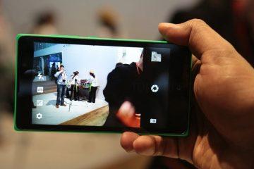 Experimente a câmera Nokia X no seu Android