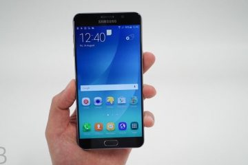 Mostramos como fazer o root e instalar o TWRP Recovery no seu Samsung Galaxy Note 5
