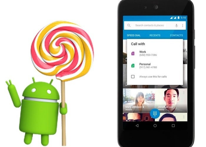 Notícias do Android 5.1