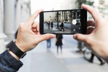 O novo aplicativo de câmera Nexus já está disponível