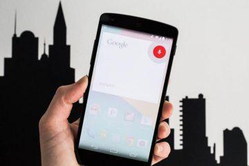 Ativar reconhecimento de voz offline no Android