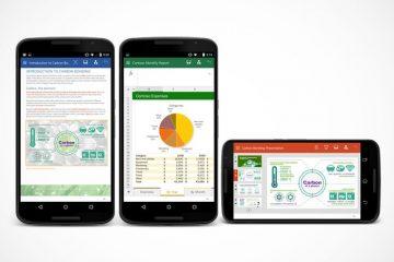 Torne-se um testador beta do Microsoft Office para Android