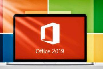Como participar do programa de visualização comercial do Office 2019