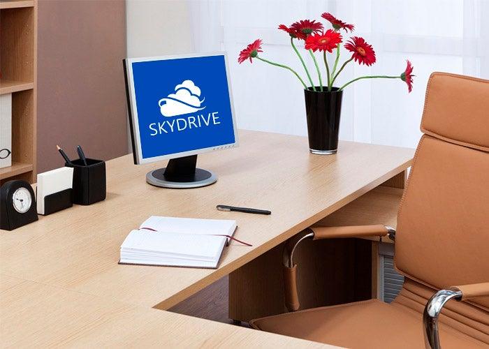 Computador com OneDriver