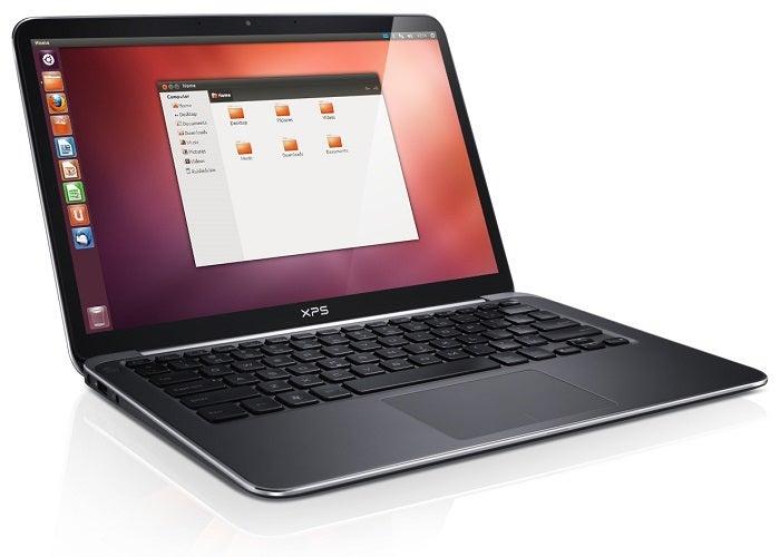 Ubuntu laptop