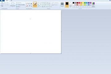 Agora que o fim do Paint está chegando no Windows 10, descubra esta alternativa online