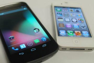 Como migrar de um iPhone para um terminal Android