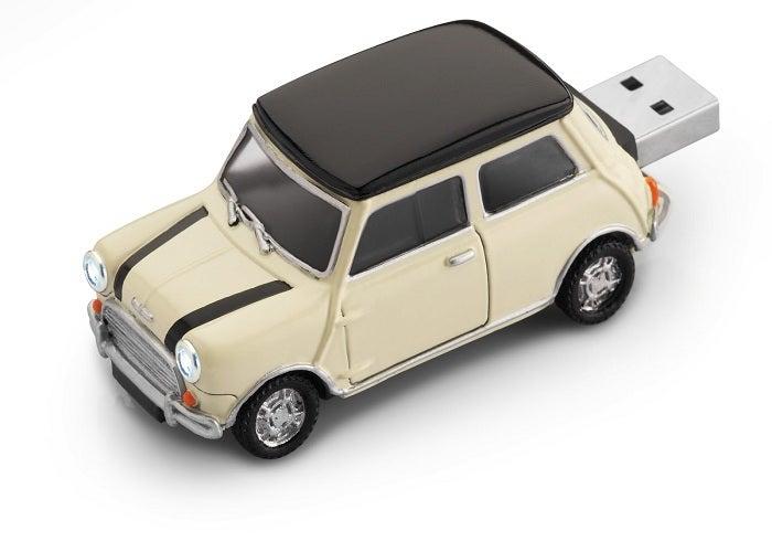 Mini Cooper Pendrive