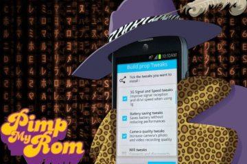 Personalize sua ROM no Android com Pimp My ROM