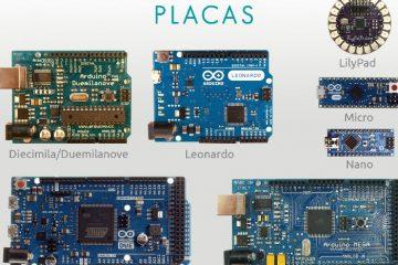 Saiba mais sobre a família Arduino