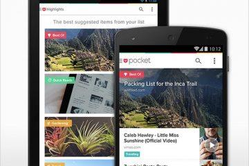 Ensinamos você a salvar páginas da Web no seu dispositivo Android
