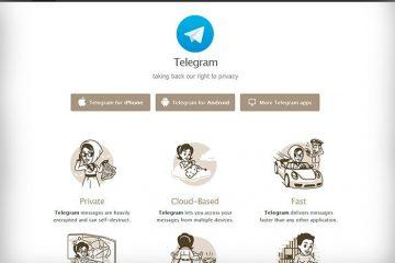 Como usar o Telegram no Ubuntu