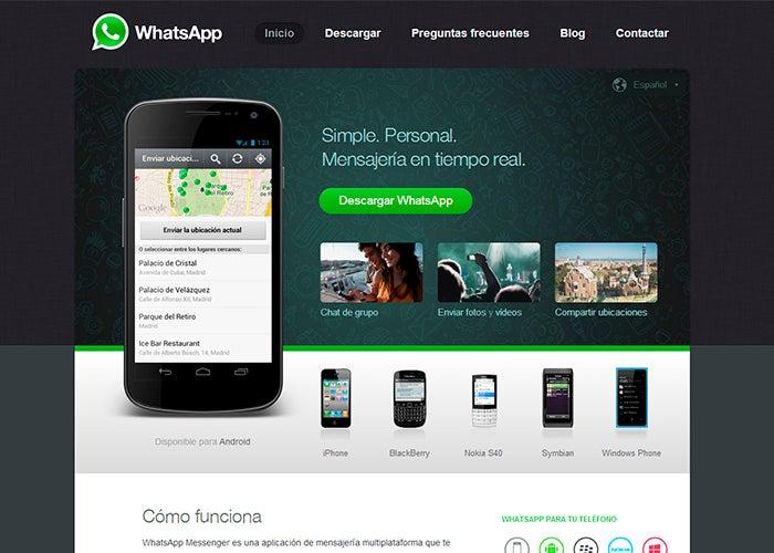 Capa do WhatsApp