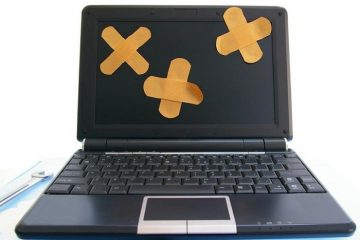 Corrija centralmente os principais erros do Windows