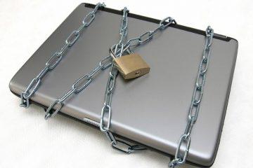 Como se proteger, concedendo ou removendo permissões de gravação para aplicativos