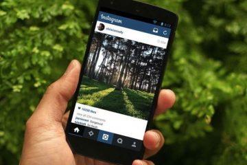 O Instagram agora permite que você envie fotos sem cortá-las