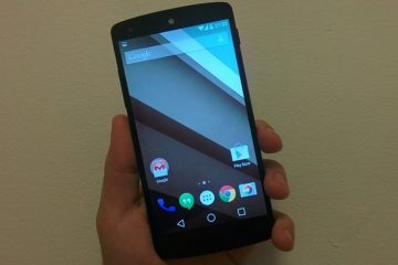 Experimente aplicativos Android L em seu terminal